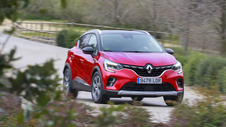Prueba Renault Captur 2020
