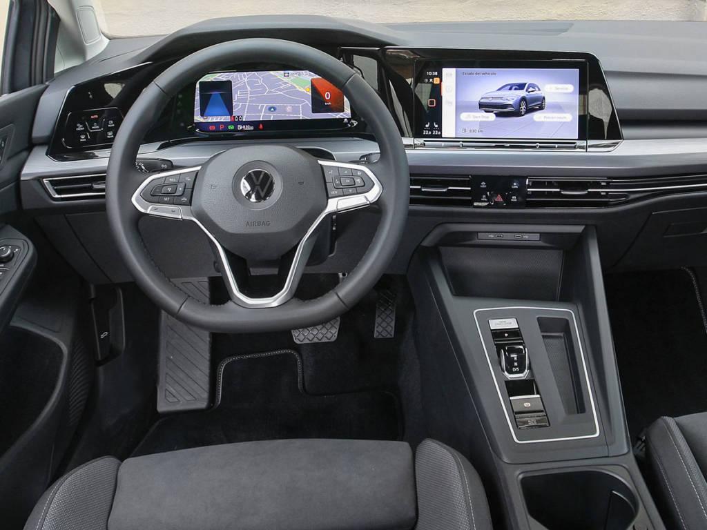 Prueba Volkswagen Golf 1st Edition 2020