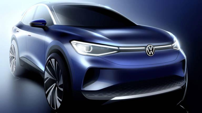 Volkswagen ID4 diseño
