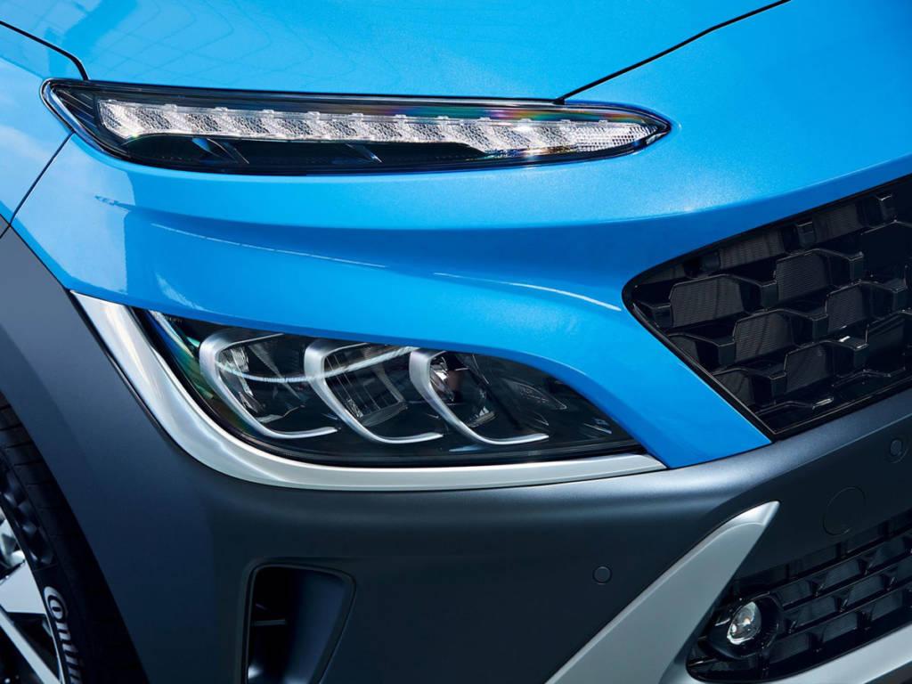 Hyundai KONA 2021 presentación