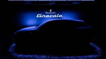 Maserati Grecale 2021 nuevo SUV