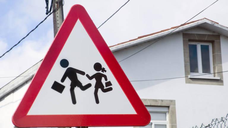 Señales tráfico machistas
