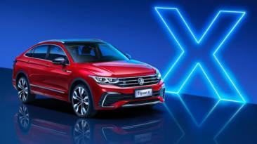 Volkswagen Tiguan X 2021