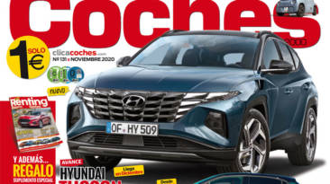 Portada revista Coches 131