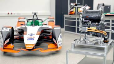 Formula E Audi