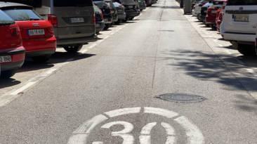 nuevo límite de velocidad de las ciudades