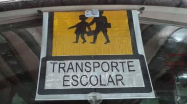 Campaña esecial vigilancia transporte escolar