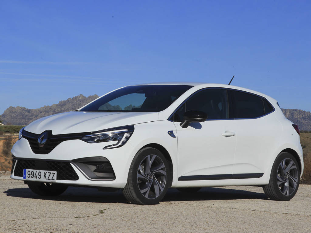 Comparativa Renault Clio RS Line TCe 130 2020