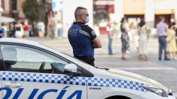 Policía Madrid