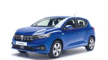 Dacia Sandero GLP