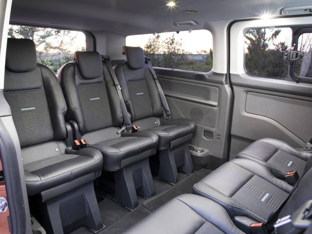 Ford Tourneo Active 2021
