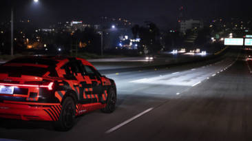 Iliminación Matrix LED Digital Audi