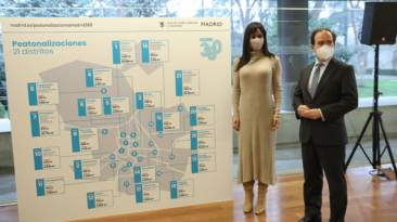 Madrid peatonalizará calles 2021 (1)