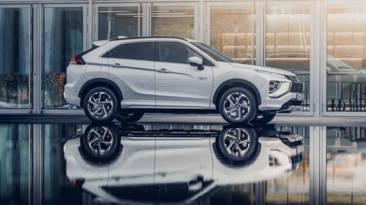 Mitsubishi Eclipse Cross PHEV 2021