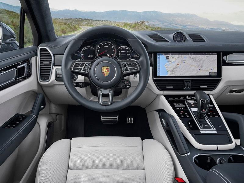 Porsche-Cayenne Turbo Coupe