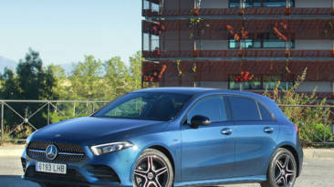 Prueba Mercedes-Benz A 250e 2020