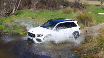 Prueba Mercedes-Benz GLB 250 4matic 2020