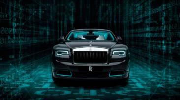 Rolls Royce microcoche