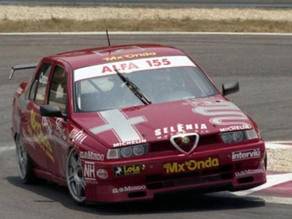 Con Alfa Romeo fue campeón España de Turismos