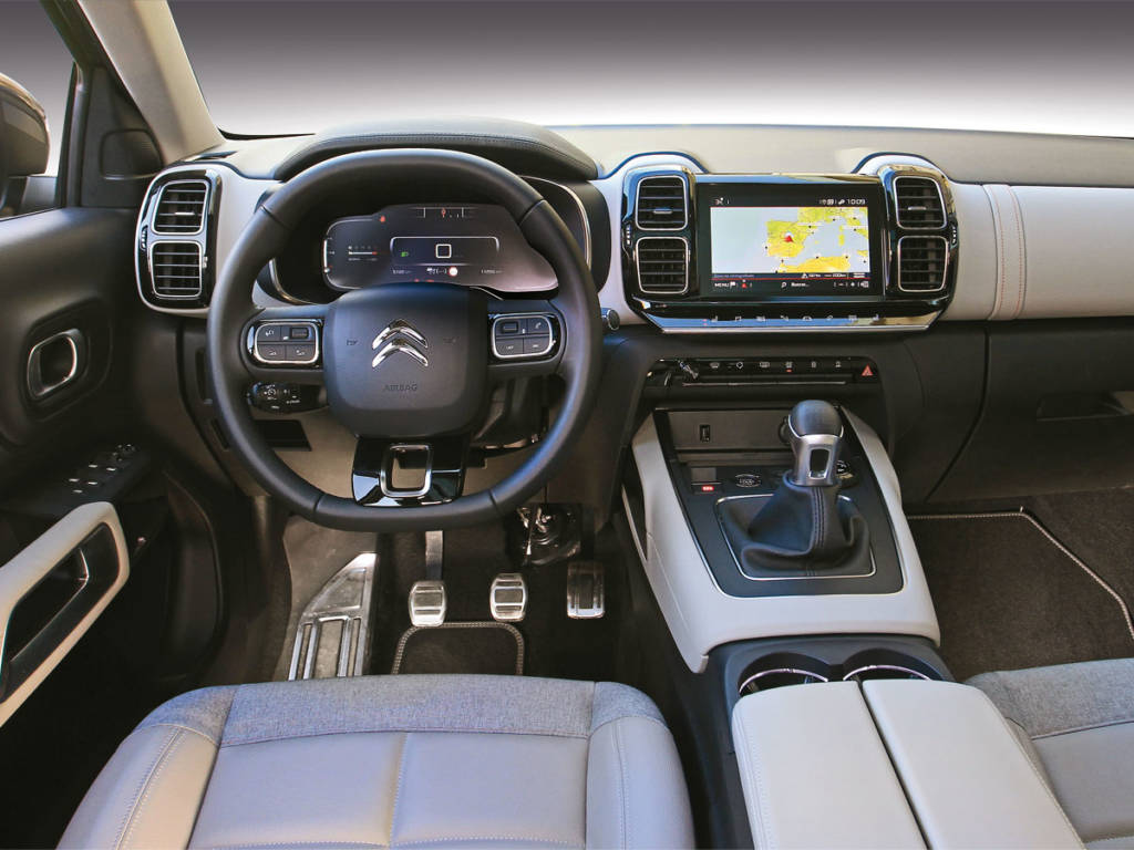 Comparativa Citroën C5 Aircross Puretech 130 Shine 2021