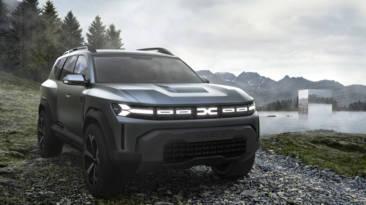 Dacia Bigster Concept Car 2021