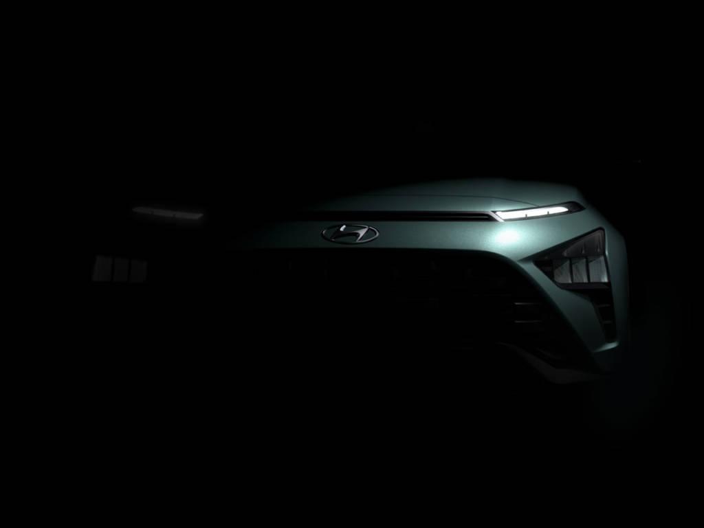 Hyundai Bayon primeras imágenes