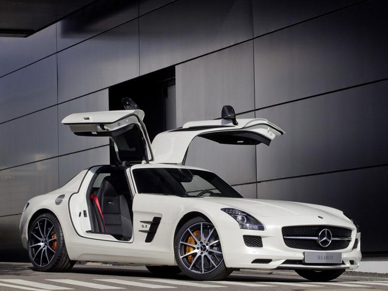 Mercedes-Benz-SLS-AMG