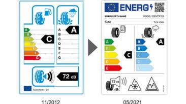 Nueva etiqueta europea