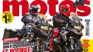 Portada revista Motos 76 apertura
