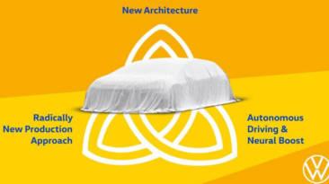 Proyecto Trinity Volkswagen