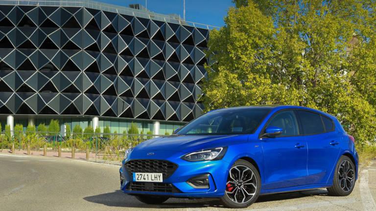 El precio de partida del Ford Focus MHEV se sitúa en poco más de 20.000 euros