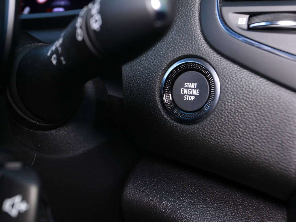 Detalle del botón para arrancar