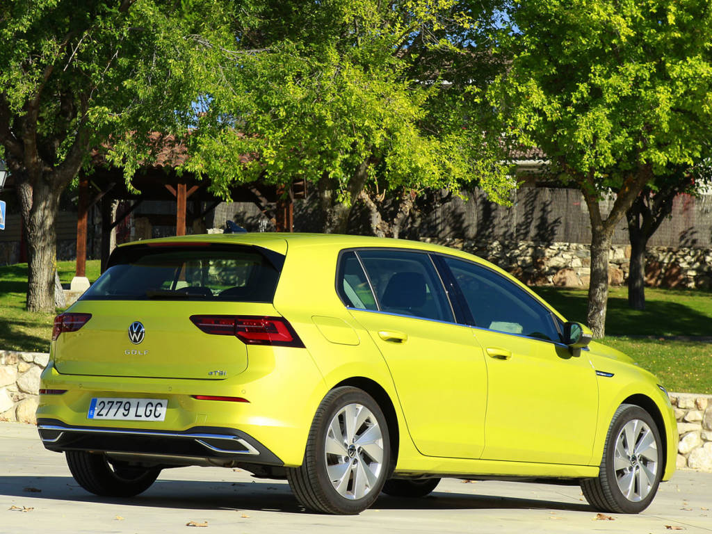 Prueba Volkswagen Golf Life 1.5 eTSI 150 CV DSG 7 2021