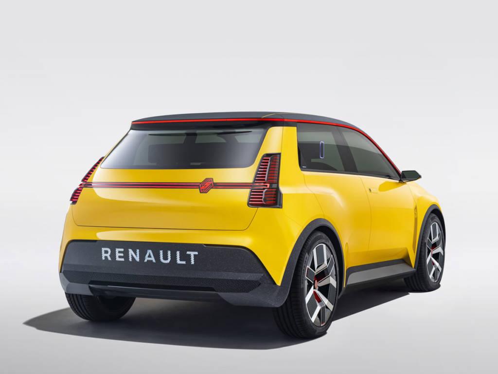 Renault 5 Prototype 2021