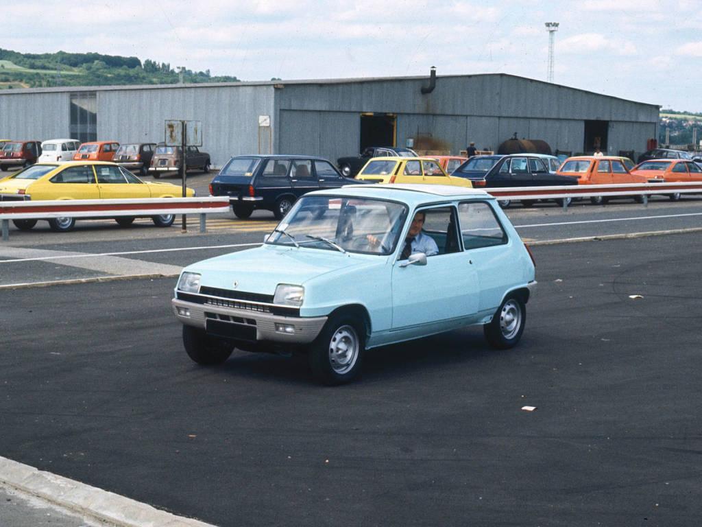 Renault 5 electrique