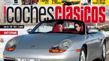 Revista Coches Clásicos número 191