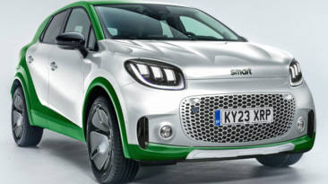Smart SUV eléctrico