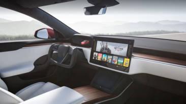 La renovación de los modelos de Tesla llega con un volante que ha generado cierta polémica