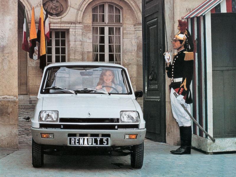 Mejor Coche del Año en España 1973 Renault 5