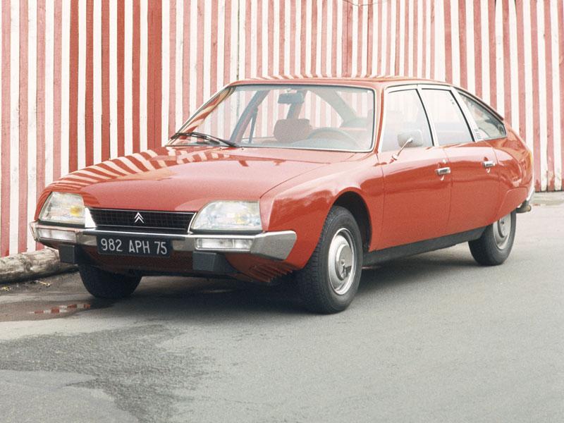 Mejor Coche del Año en España 1977 Citroën CX