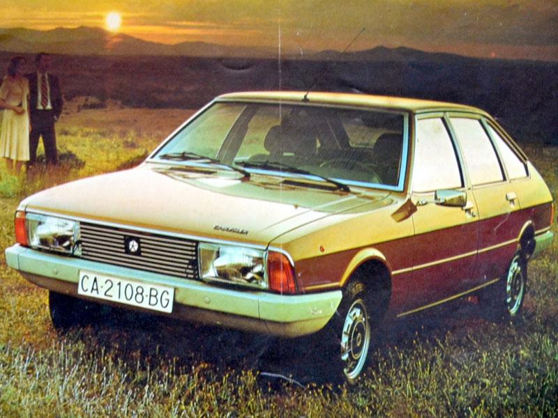 Mejor Coche del Año en España 1978 Chrysler 150