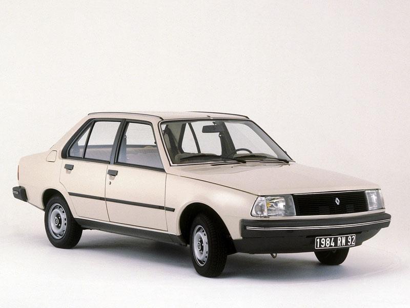 Mejor Coche del Año en España 1979 Renault 18
