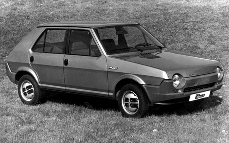 Mejor Coche del Año en España 1980 SEAT Ritmo