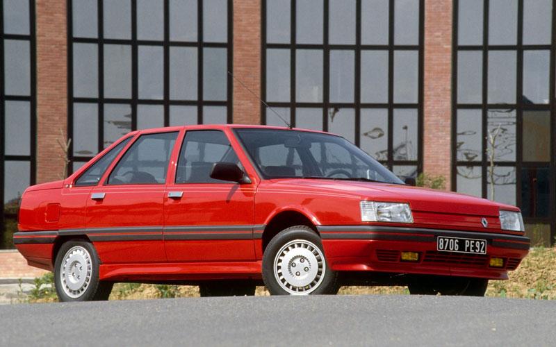 Mejor Coche del Año en España 1987 Renault 21