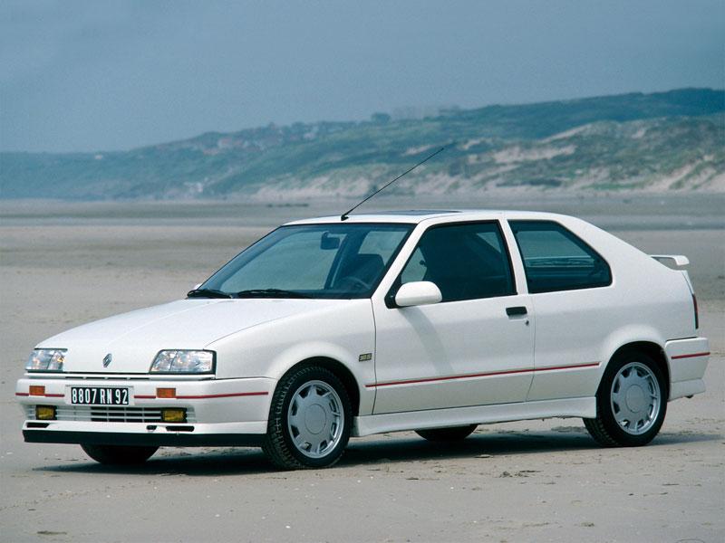 Mejor Coche del Año en España 1989 Renault 19