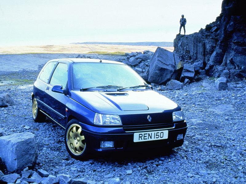Mejor Coche del Año en España 1991 Renault Clio