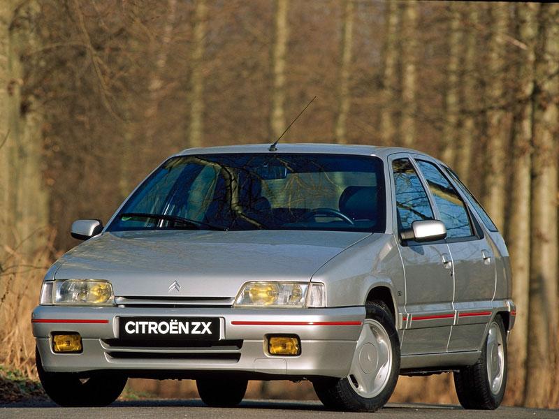 Mejor Coche del Año en España 1992 Citroën ZX