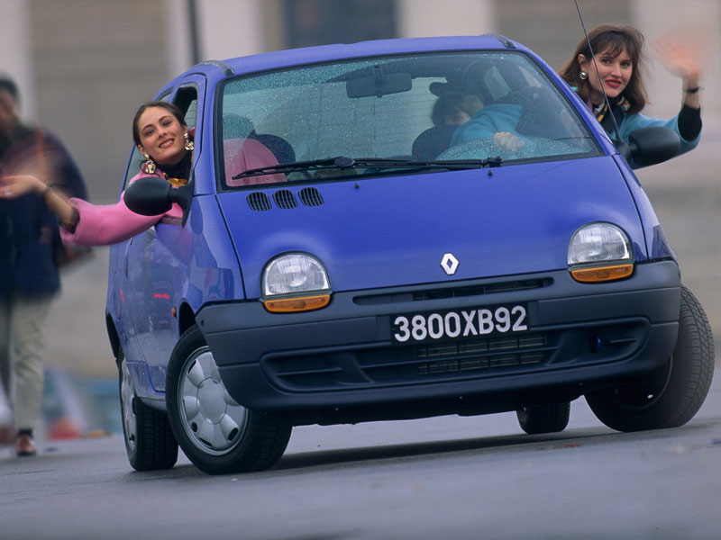 Mejor Coche del Año en España 1994 Renault Twingo