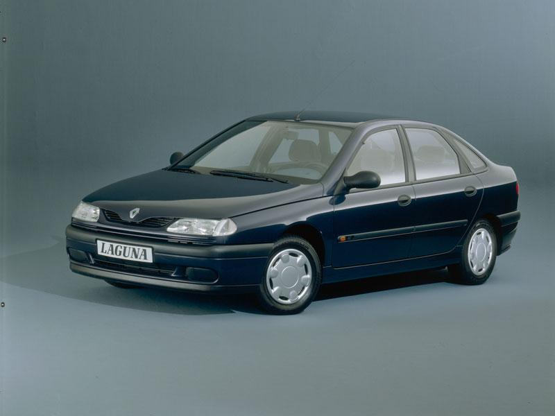 Mejor Coche del Año en España 1995 Renault Laguna