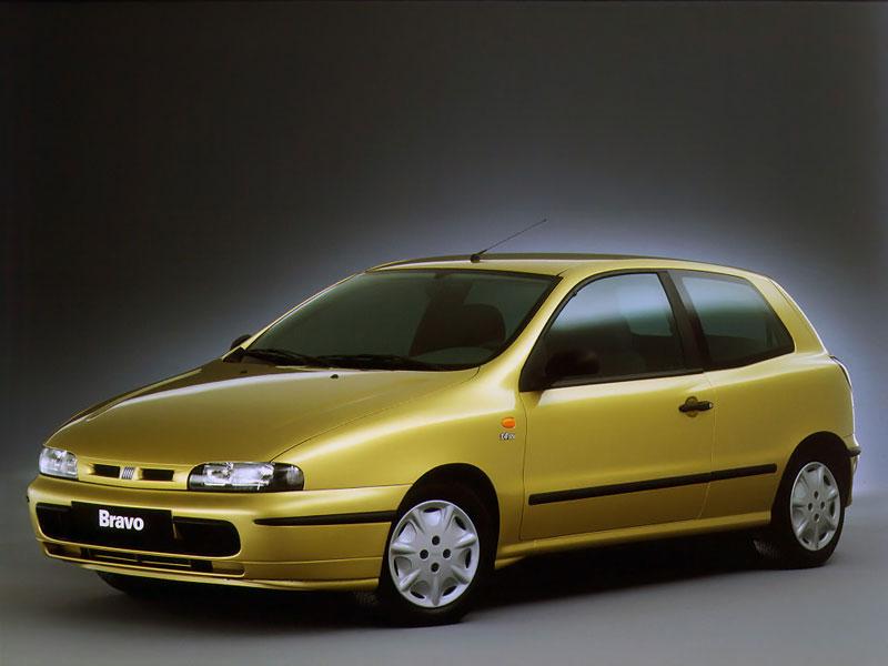 Mejor Coche del Año en España 1996 Fiat Bravo